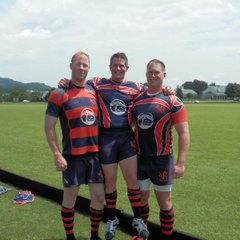 Rugby at King Family Vineyard (July 28, 2013)