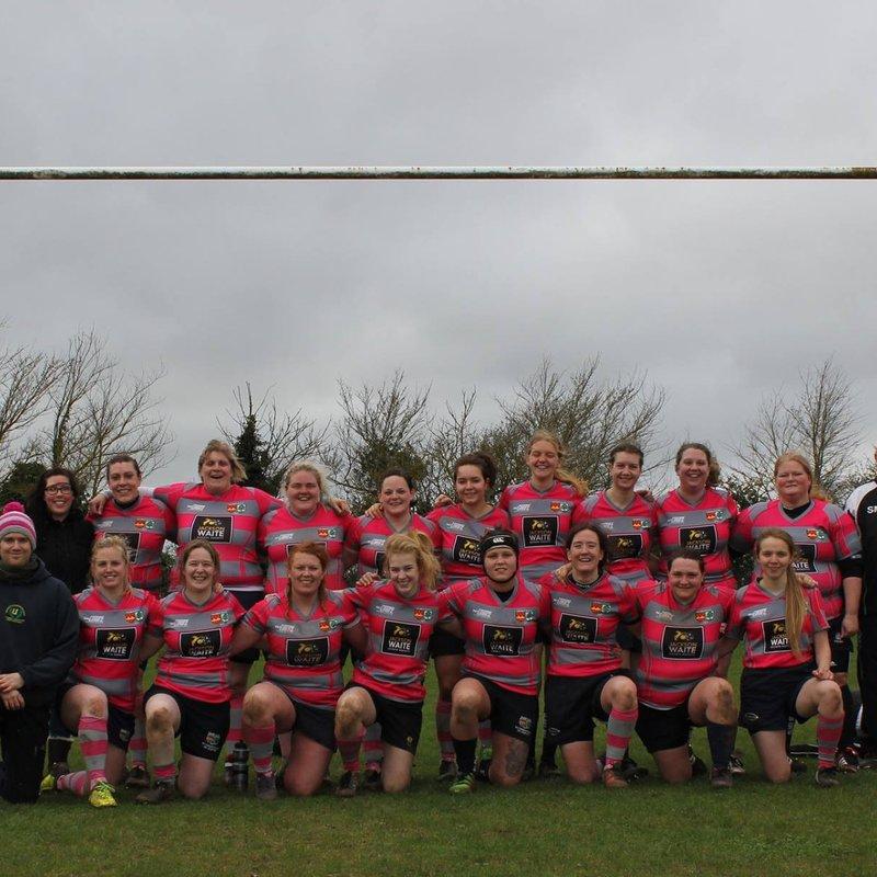 Ladies beat Five Ways Old Edwardians 53 - 10