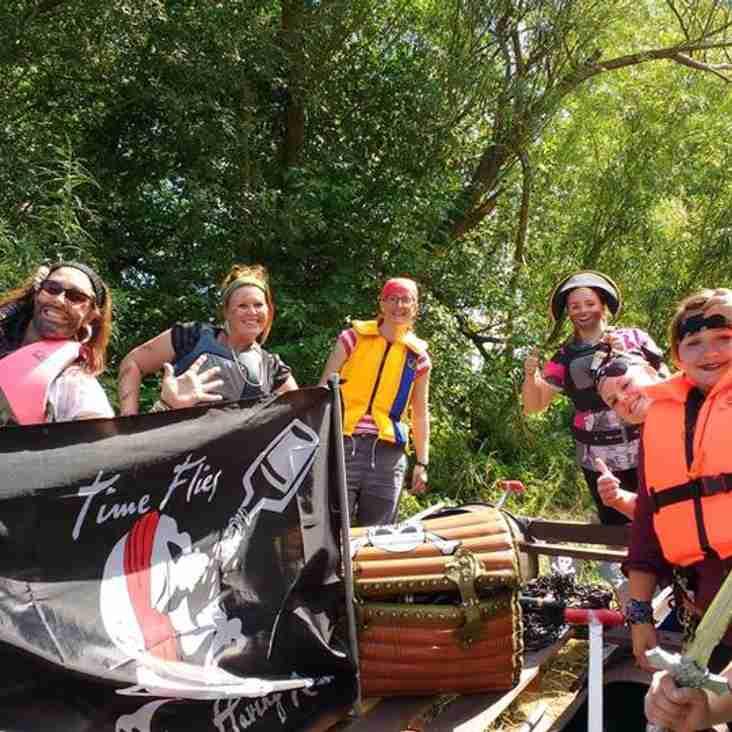 Olney raft race and riverfest