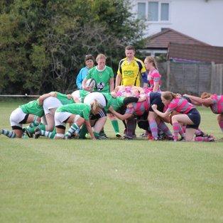 Olney Ladies Vs Sutton Coldfield Ladies