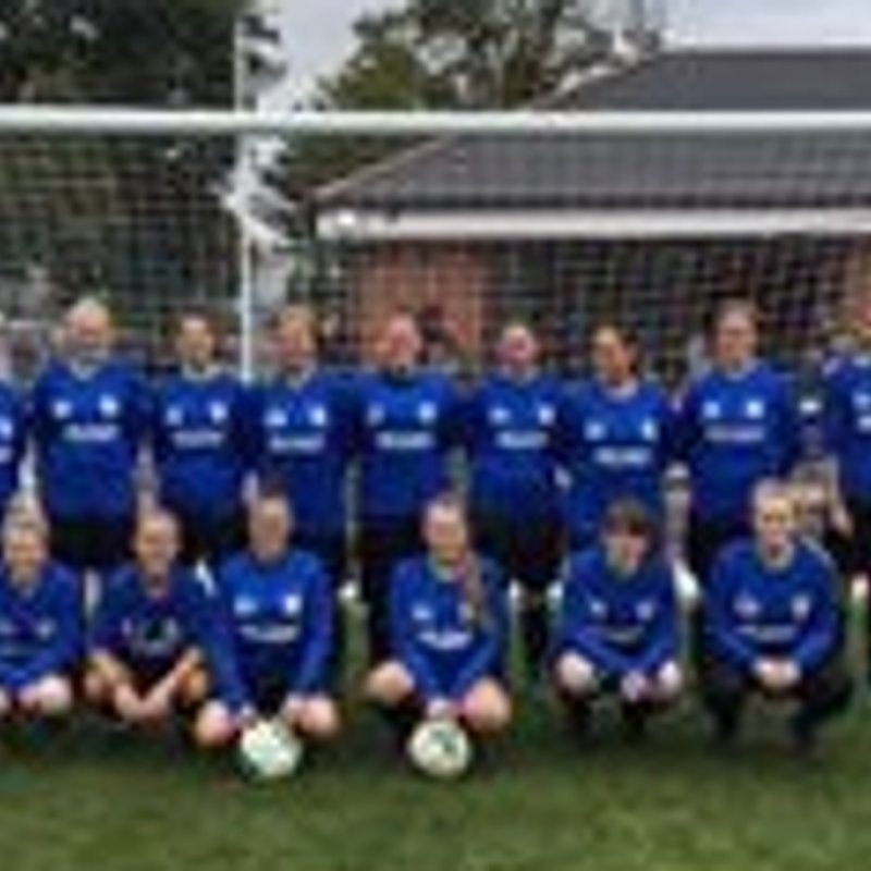 Ladies 1st Team beat Stockport County Ladies Development FC