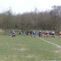 Colne and Nelson vs. Orrell