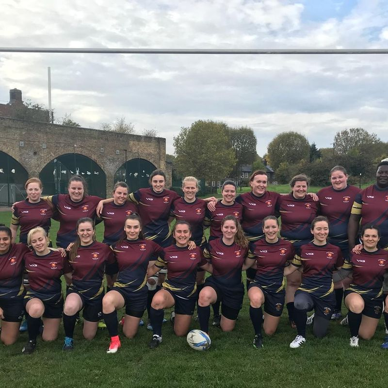 East London Vixens lose to Battersea Ironside Ladies 24 - 15