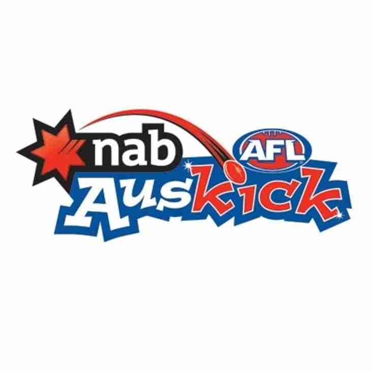 2017 Auskick fixture