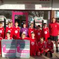 Under 11 Merlins beat Gosport FC Cannons