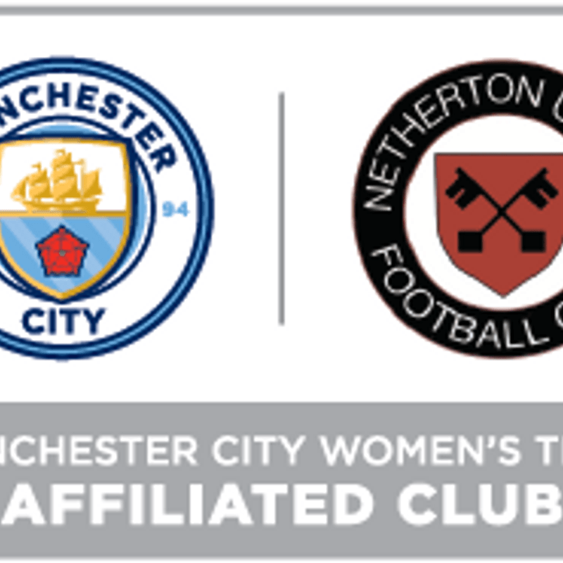 Netherton Utd Ladies & Girls FC continue their affiliation with Man City Women FC