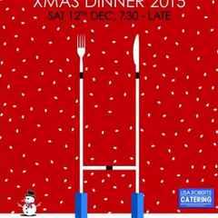 Dunstablians Christmas Dinner 2015