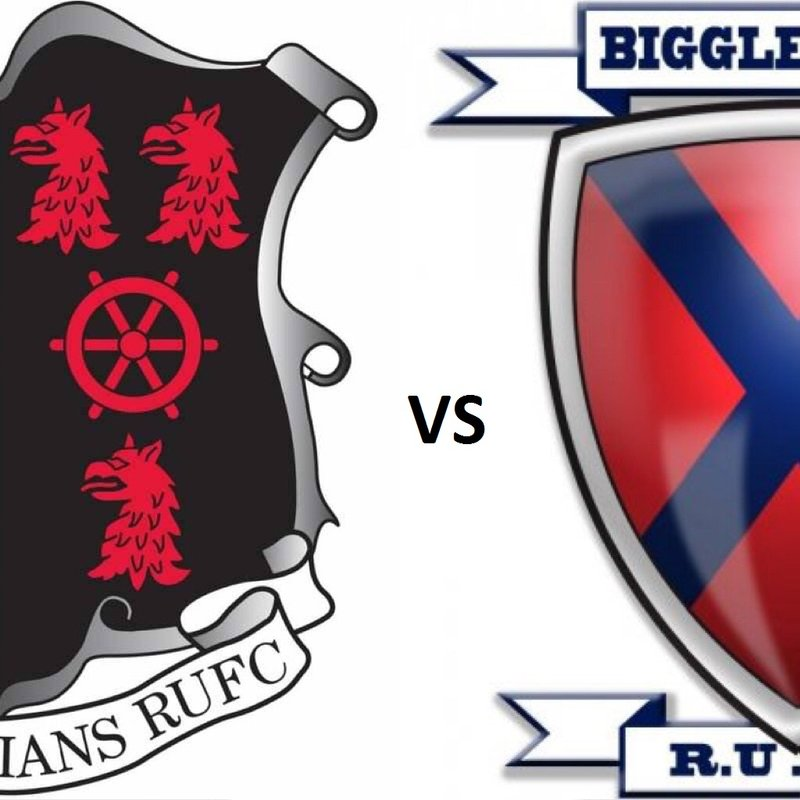 Dunstablians vs. Biggleswade in The Beds Cup on Sat 14th Jan (2:15pm KO)