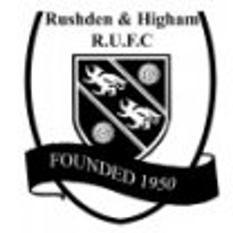 1st XV vs. Rushden & Higham - 3pm KO Sat 15 Sept