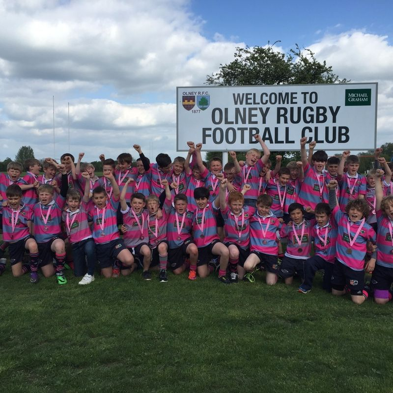 Long Buckby Festival vs. Olney RFC