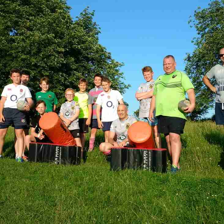 'The Clifton Run' Pre Season Training 2016/17
