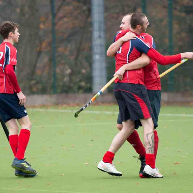 Mens 2nd XI vs West Bridgford