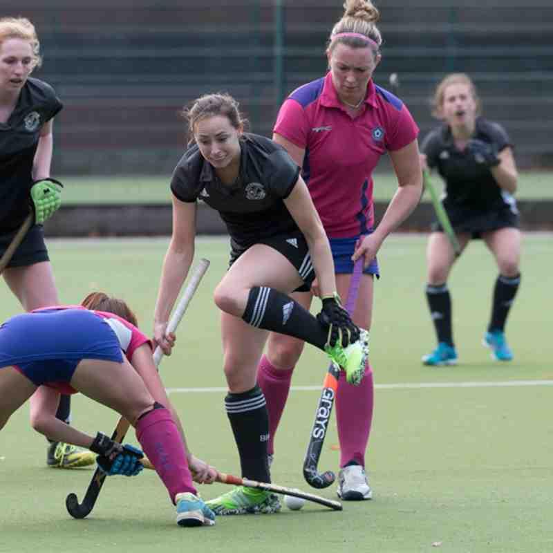 Ladies 1st XI vs Buckingham