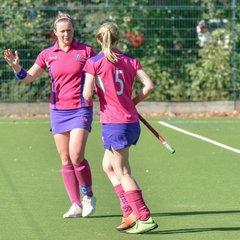 Ladies 1st xl vs Timperley