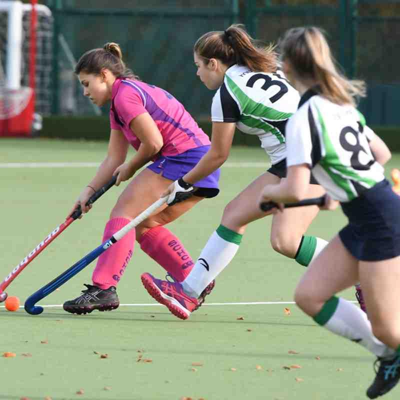 Ladies 5s vs Hampton-in-Arden Ladies 2nd