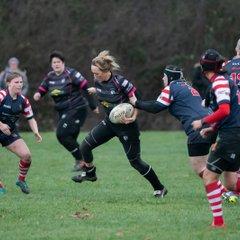 Handsworth Ladies vs Wolverhampton RFC