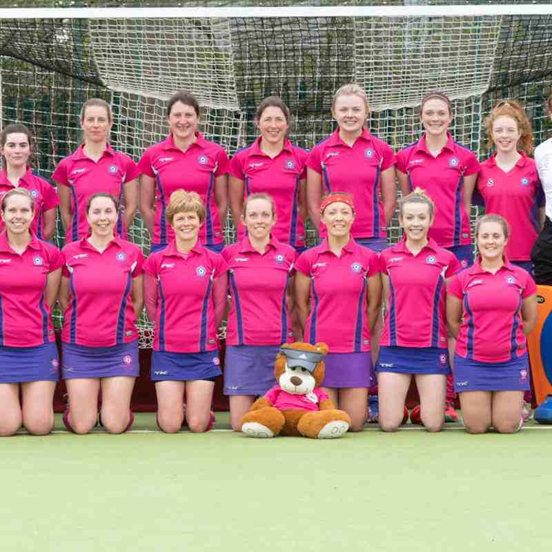 Sutton Ladies 2s 2-0 Cannock Ladies 2s