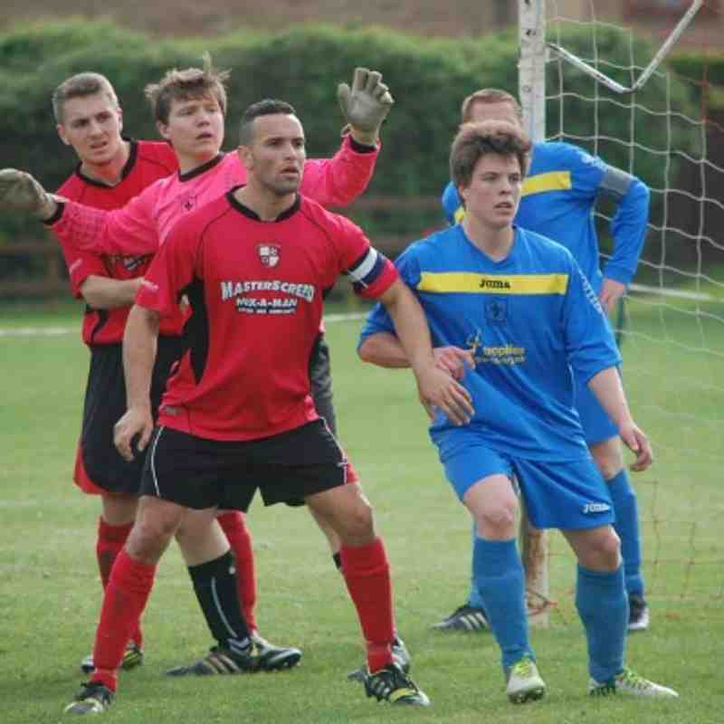 Long Stratton Res. 2 Fakenham Town Res. 6