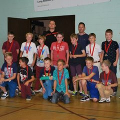 Long Stratton FC Mini-Reds Presentation 2014