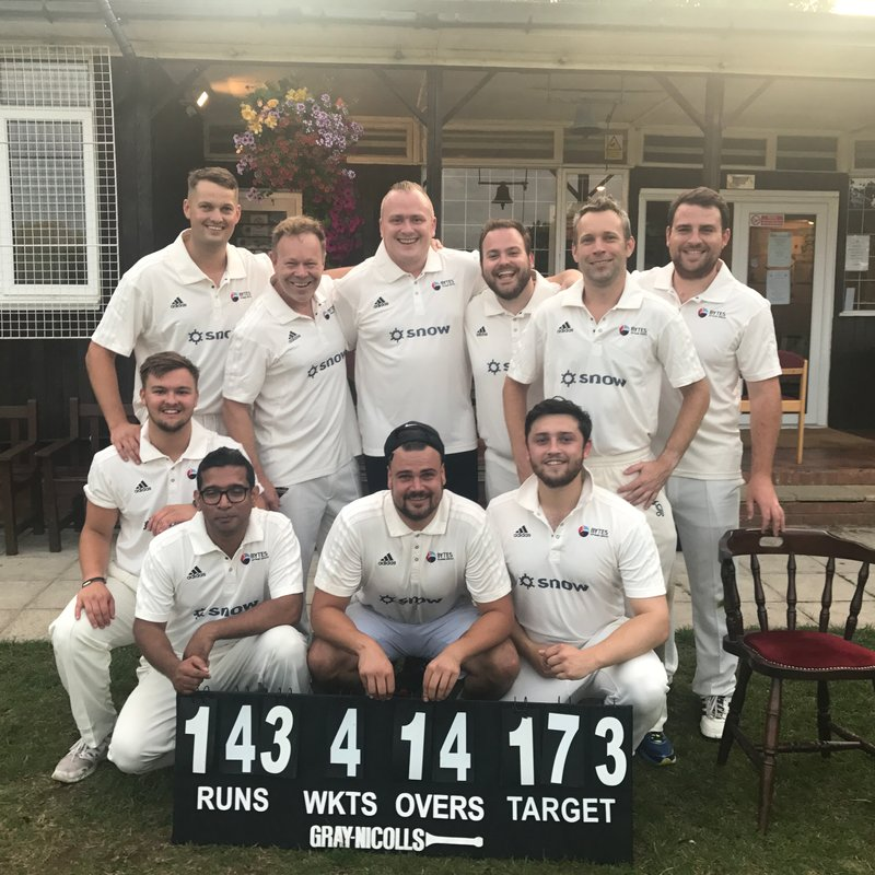 Bytes Software - Winners of our 2017 Business League sponsored by Huggins, Edwards & Sharp