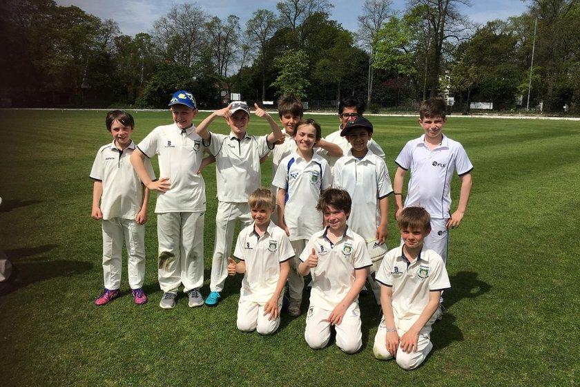 Junior Cricket 2017 at Didsbury CC