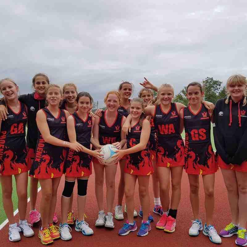 U13 Regional team