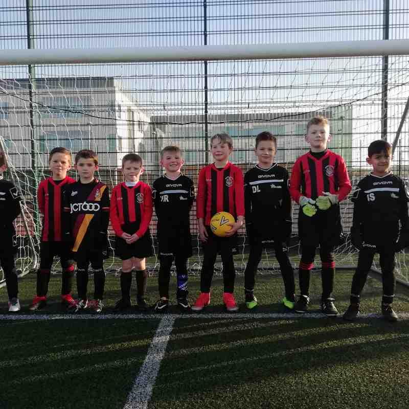 U7 Athletico v Pro-Skills