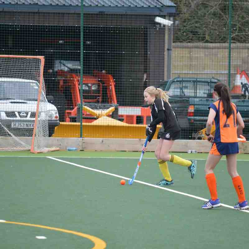 20160228 Hockey Girls U16 vs Pheonix & Ranelagh