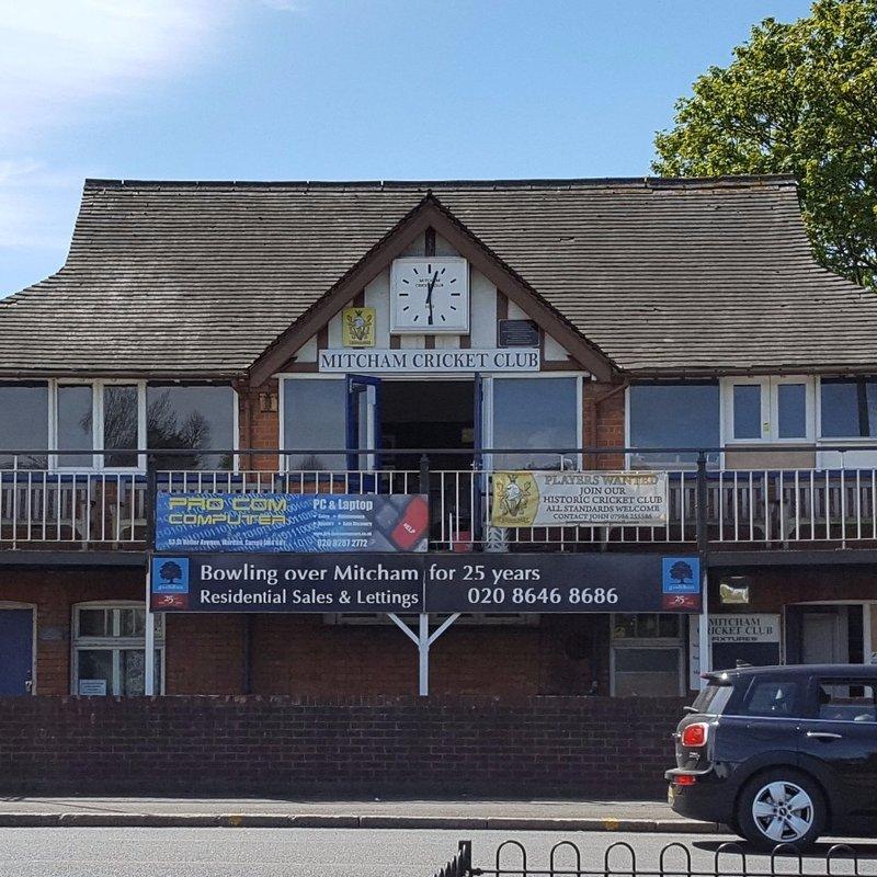 Mitcham Cricket Club pavilion protected