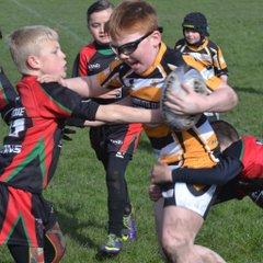 U9s v Farnley Falcons 09/04/16
