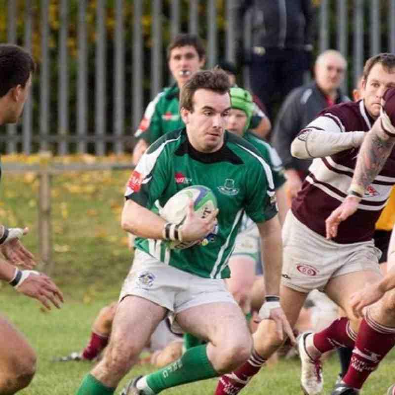 Salisbury v Swans 1st XV (Cup) 5th Nov 11
