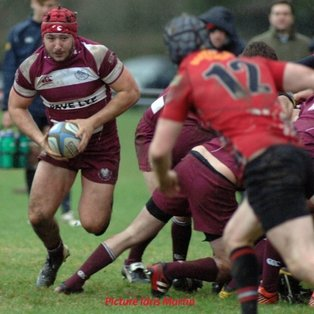 Match Report 1st xv