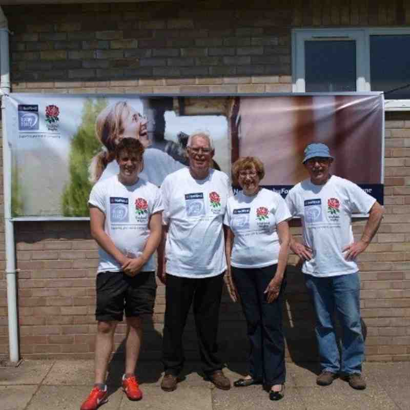 Natwest Force Day at Swanage & Wareham RFC
