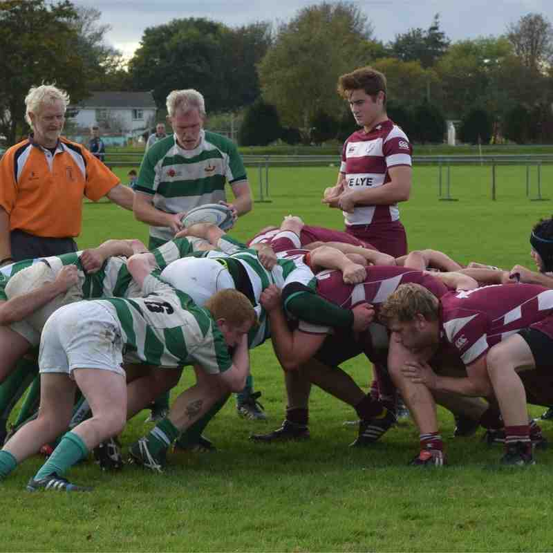 Swans 2nd XV v Salisbury 2nd XV - 25/10/2014