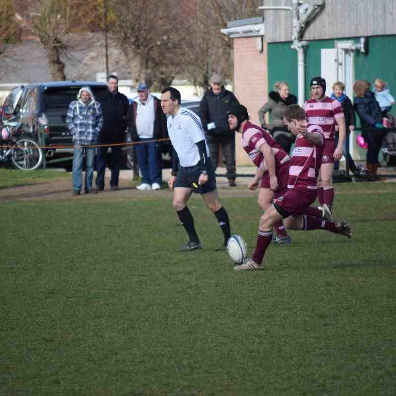 Swans 1st XV v Wimborne - 21/03/2015