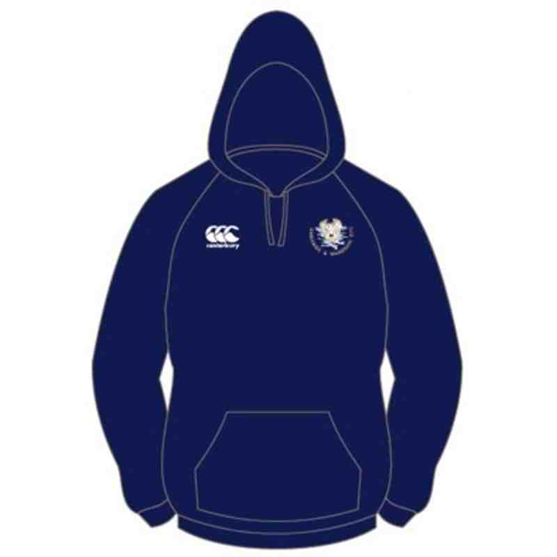 CANTERBURY SWANAGE & WAREHAM RFC LAPTOP HOODY