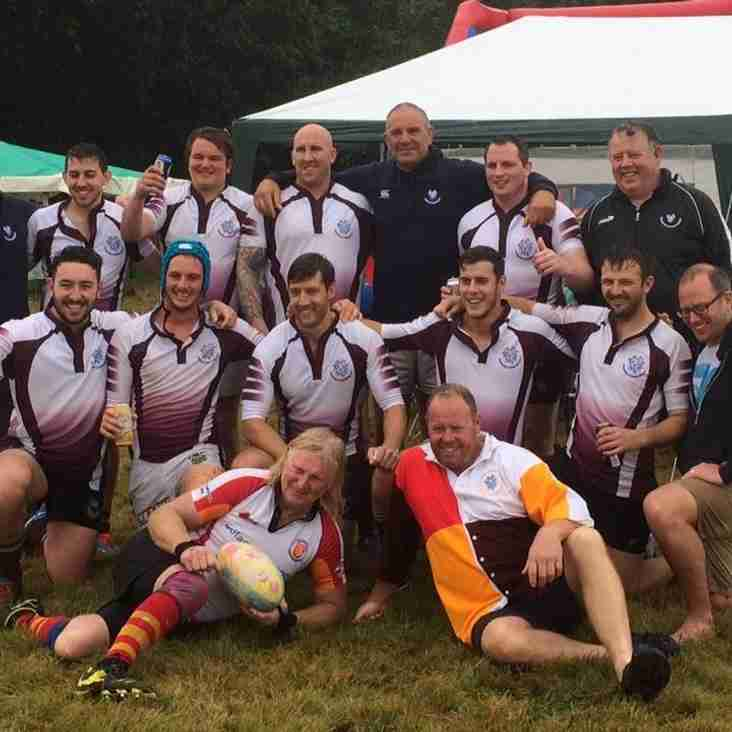 Swans win Sevens tournament in thrilling fashion