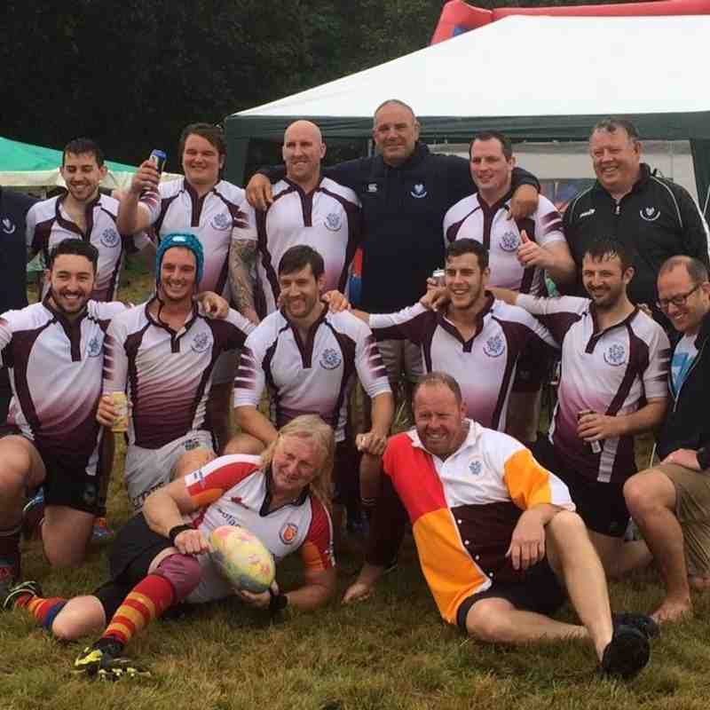 Butleigh Sevens Champions