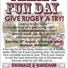 FAMILY FUN DAY - 20TH AUGUST 2016