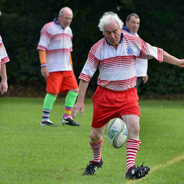 Swans Vets v Wimborne Vets - New Years Day