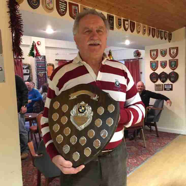Swans Vets win Charity Shield