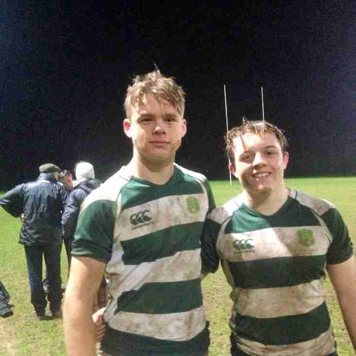 Finn Watkins selected to play for Southwest England
