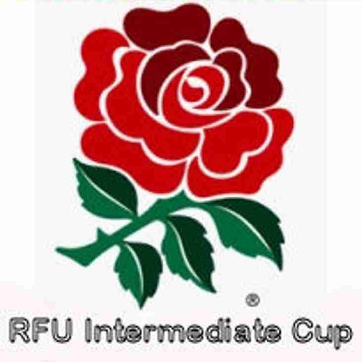 RFU Intermediate Cup Southern Counties Final - 25th Feb 2017