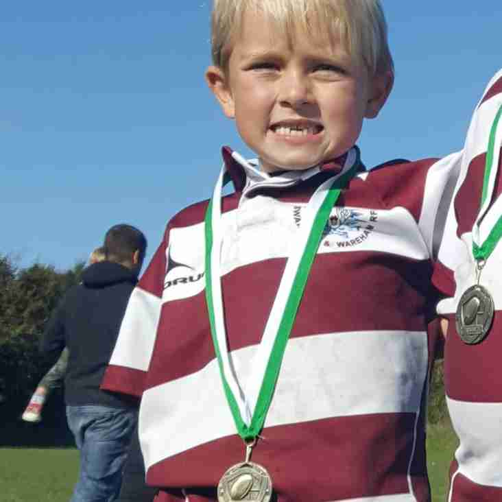Fundraising for Swans U8 Player - Tom Spurling