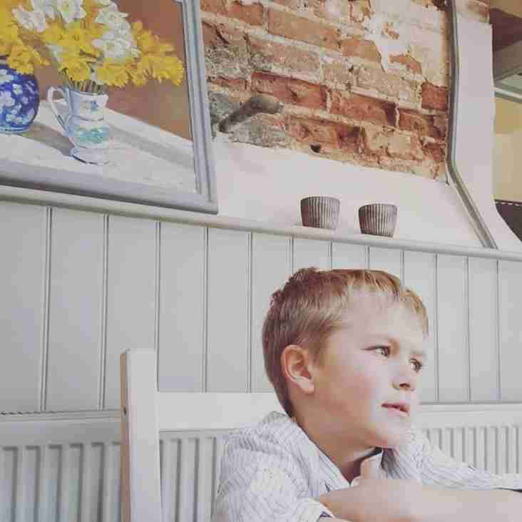 Young Tom Spurling Loses Battle with Cancer