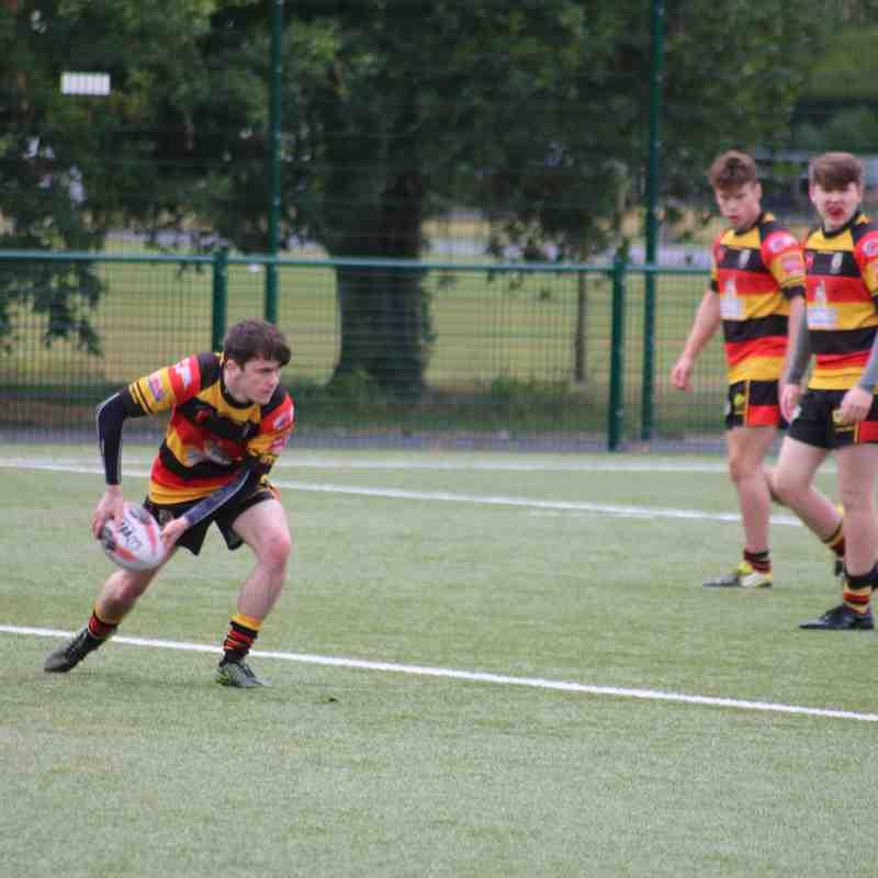 Pilkington U18 v Hindley