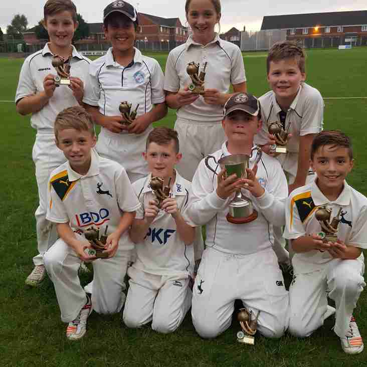 Papp U11s Win The Cup