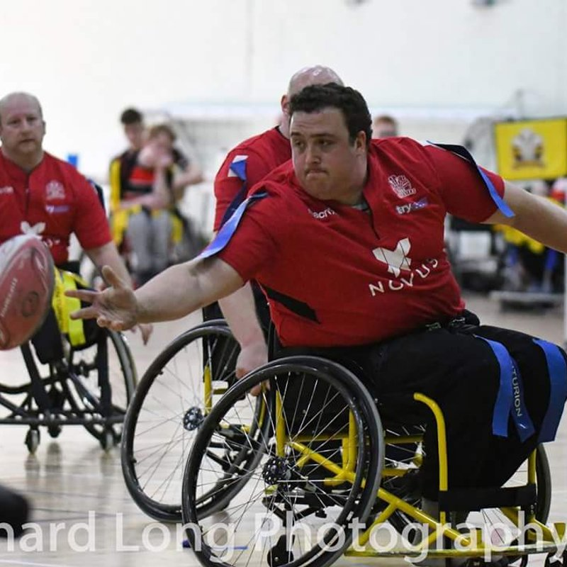 Wheelchair Rugby League round up
