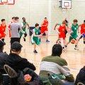 Walsall 99ers Basketball C.I.C. vs. Frankley Falcons