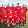 Walking Football beat BYE 1 - 0